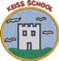 KEISS PRIMARY SCHOOL BOTTLE GREEN POLO SHIRT WITH LOGO